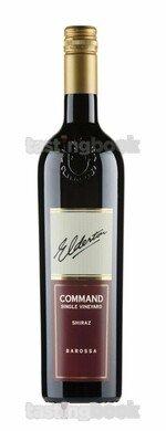 Red wine, Command Shiraz 2016