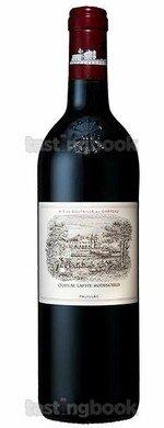 Red wine, Lafite-Rothschild 2019