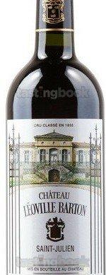 Red wine, Chateau Leoville-Barton 2008
