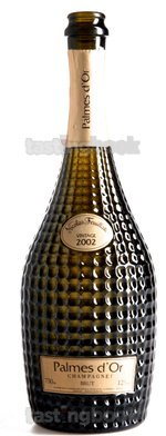 Sparkling wine, Palmes D'Or 2002