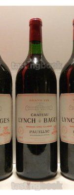 Red wine, Chateau Lynch-Bages 1982
