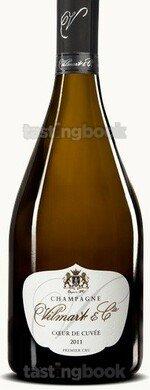 Sparkling wine, Coeur de Cuvée 2011