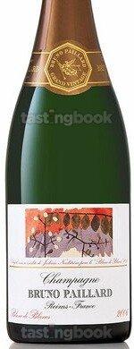 Sparkling wine, Blanc de blancs vintage 2014