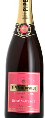 Sparkling wine, Rosé Sauvage NV (10's)