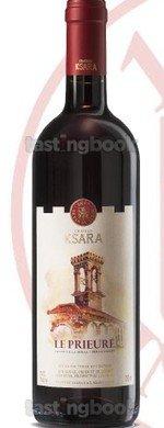 Red wine, Le Prieuré 2012