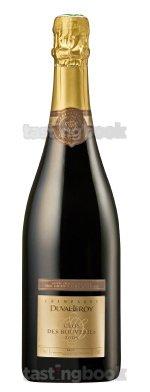 Sparkling wine,  Clos des Bouveries 2002