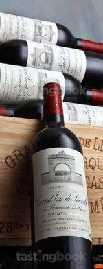 Red wine, Léoville-Las Cases 2003