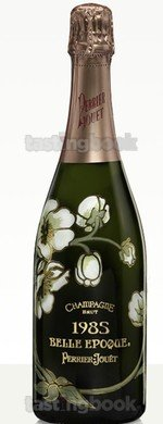 Sparkling wine, Belle Epoque 1985