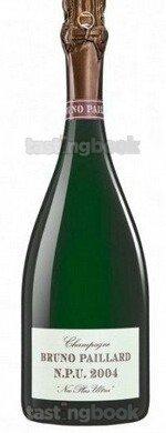 Sparkling wine, Nec Plus Ultra (N.P.U) 2004