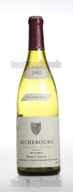 Red wine, Richebourg 1985