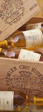 Sweet wine, d'Yquem 2003