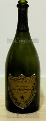 Sparkling wine, Dom Pérignon 1990