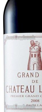 Red wine, Château Latour 2008