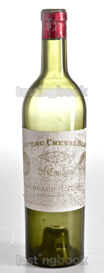 Red wine, Cheval Blanc 1921