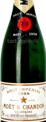 Sparkling wine, Brut Impérial 1959
