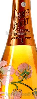 Sparkling wine, Belle Epoque Rosé 1996