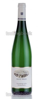 White wine, Juffer Großes Gewächs Riesling Grosse Lage 2014