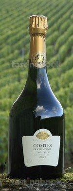 Sparkling wine, Comtes de Champagne 2006