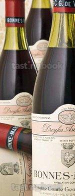 Red wine, Bonnes Mares Grand Cru 2010