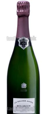Sparkling wine, La Grande Année rosé 2004