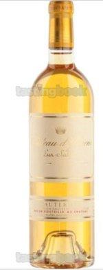 White wine, d'Yquem 2000