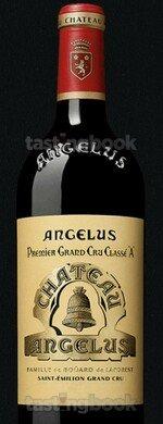 Red wine, Château Angelus 2019