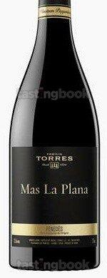 Red wine, Mas La Plana Cabernet Sauvignon 2016