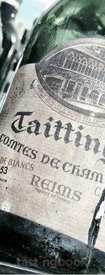 Sparkling wine, Comtes de Champagne 1953
