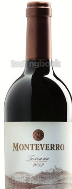 Red wine, Monteverro 2012