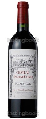 Red wine, L'Eglise-Clinet  2009