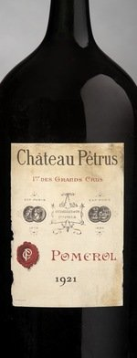 Red wine, Pétrus 1921