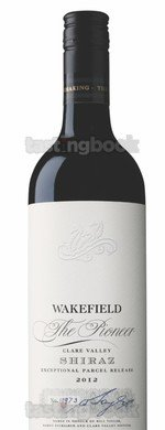 Red wine, The Pioneer Shiraz 2014