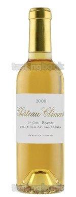 Sweet wine, Château Climens 2009