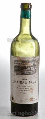 Red wine, Pavie 1949