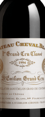 Red wine, Cheval Blanc 1994