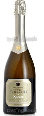 Sparkling wine, Noble Cuvée 2000