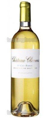 Sweet wine, Château Climens 2011