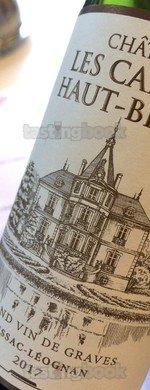 Red wine, Château Les Carmes-Haut-Brion 2017