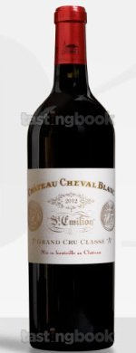 Red wine, Cheval Blanc 2012