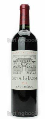Red wine, Chateau La Lagune 2010