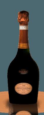 Sparkling wine, Cuvée Alexandra Rosé 1997