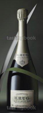 Sparkling wine, Krug Clos du Mesnil 2000