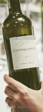 Red wine, Cheval des Andes 2011