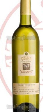 White wine, Chardonnay 2012