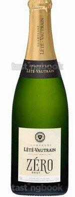 Sparkling wine, Brut Zéro NV (10's)