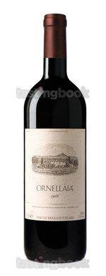 Red wine, Ornellaia 1986