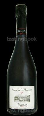 Sparkling wine, Les Orizeaux 2008