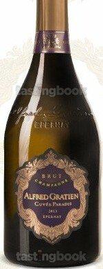 Sparkling wine, Cuvée Paradis 2013