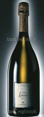 Sparkling wine, Cuvée Louise 1995