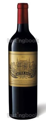 Red wine, Alter Ego 2011